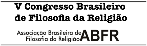 V Congreso Brasileño de Filosofía de la Religión