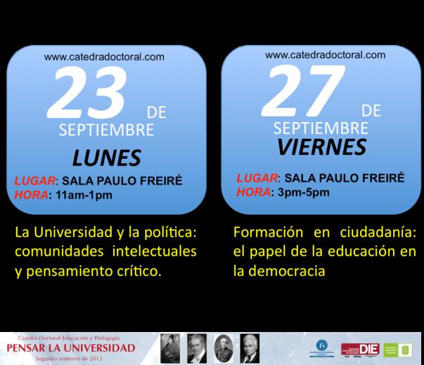 Conversatorio: Salomón Lerner - Profesores UPN - Estudiantes UPN